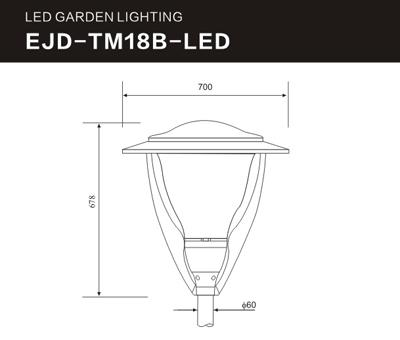 EJD-TM18B-LED